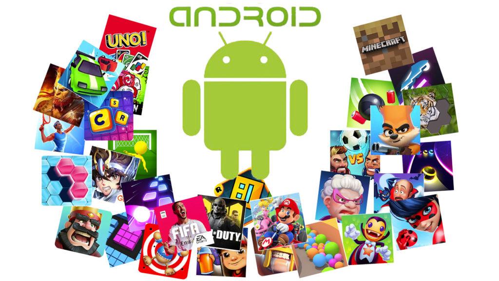 Android les meilleurs jeux