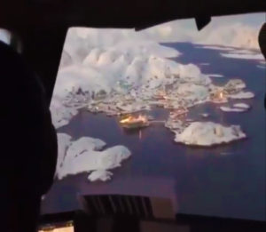 avion Groenland