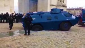 gilet jaune gendarmerie fail