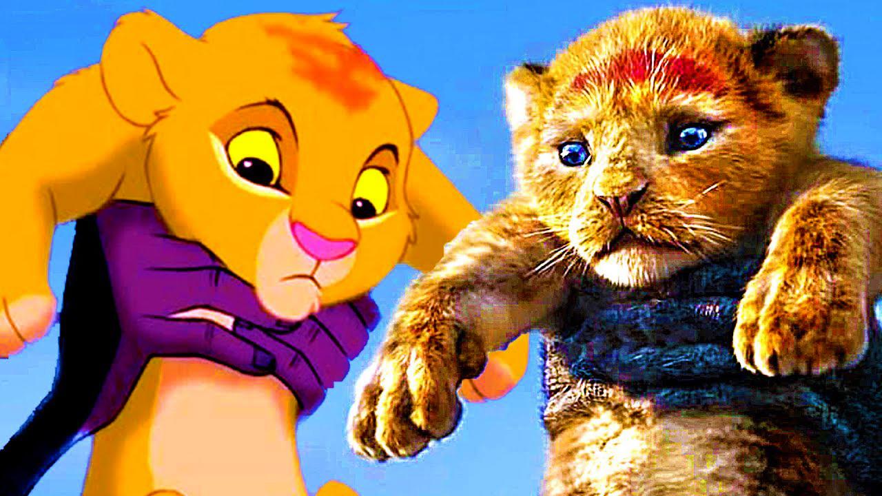 roi lion 2019