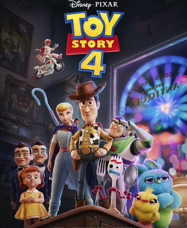 toy story 4 sonnerie