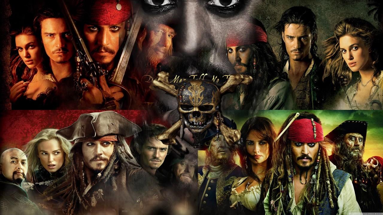 Sonnerie pirates des caraibes