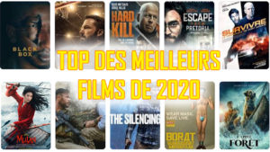 top des films 2020