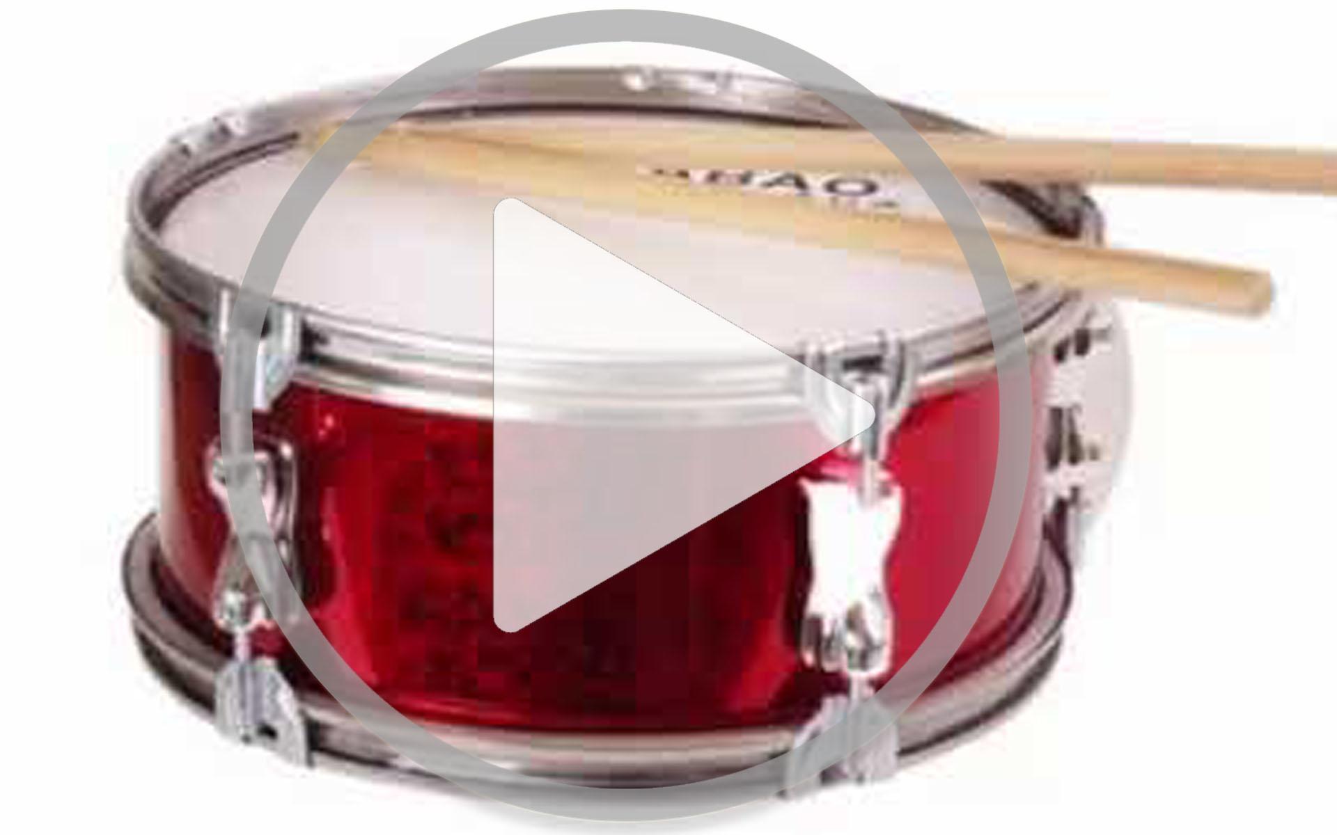 sonnerie roulement de tambour
